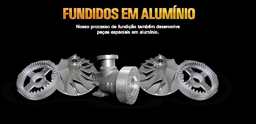 Fundidos em Alumínio